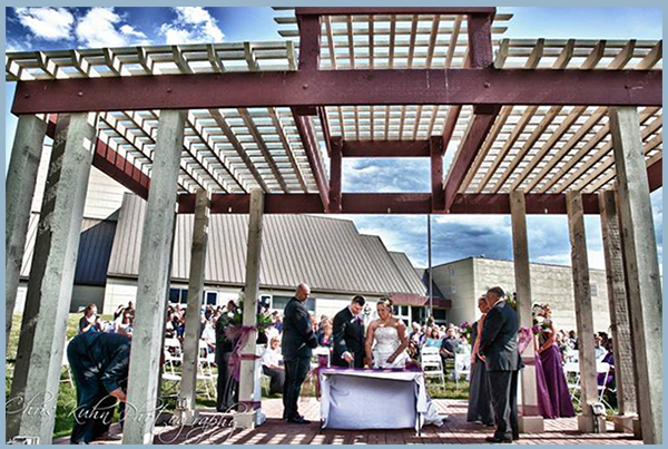 Weddings And Receptions Pritchard Laughlin Civic Center